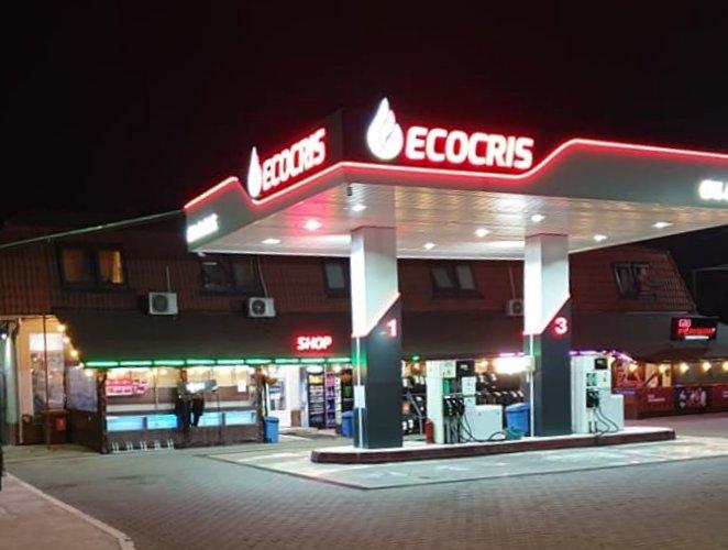 Statie carburanti Ecocris 1